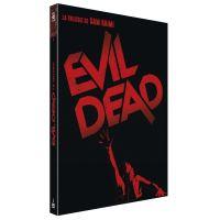 Coffret Evil Dead 1 à 3 DVD