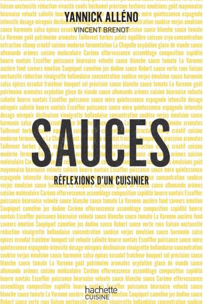 Sauces, réflexions d'un cuisinier - 9782012387423 - 8,49 €