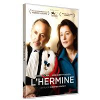 L'hermine DVD