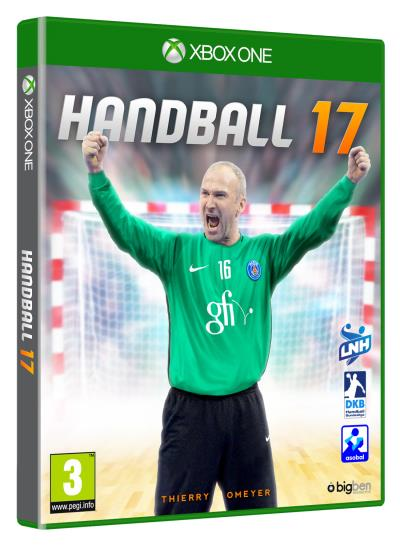 Handball 17 Xbox One