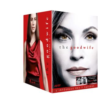 The Good WifeCoffret The Good Wife L'intégrale DVD