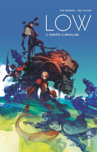 LOW - Tome 4 - 9791026804123 - 9,99 €