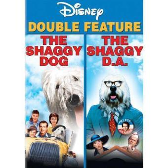Shaggy da and shaggy dog 1959/gb