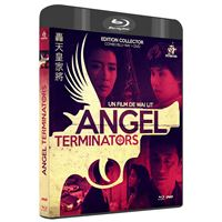 Angel Terminators Edition Collector Combo Blu-ray DVD