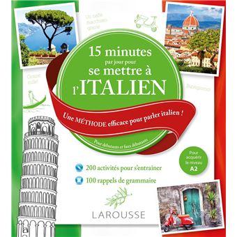 15 Mn Par Jour Pour Se Mettre A L Italien Cd