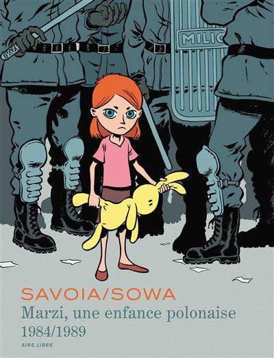 Marzi intégrale - Marzi, une enfance polonaise (1984-1989) (Edition spéciale)