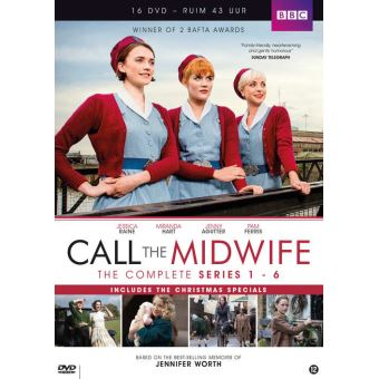 CALL THE MIDWIFE S1-6- BOX-NL