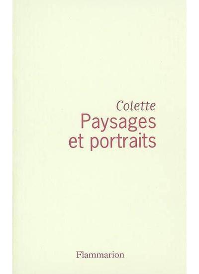 Portraits et paysages