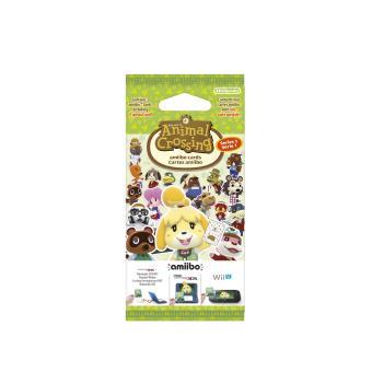Paquet de 3 Cartes Animal Crossing Happy Home Designer