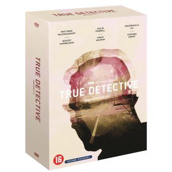 True DetectiveCoffret True Detective Saisons 1 à 3 DVD