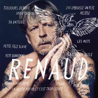 Renaud Edition Collector Deluxe limitée Inclus un DVD et 2 titres bonus