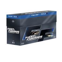 Fast & Furious 1 à 7 Blu-ray