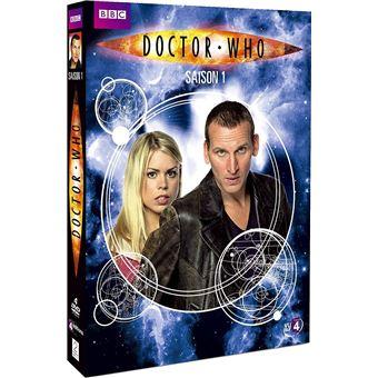 Doctor WhoCoffret Doctor Who Intégrale de la Saison 1 DVD