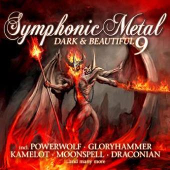 symphonic metal num ro 9 dark and beautiful metal cd album achat prix fnac. Black Bedroom Furniture Sets. Home Design Ideas