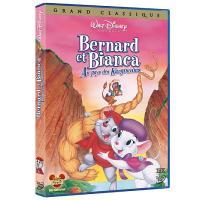 Bernard et Bianca au pays des kangourous DVD