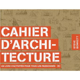 Photo de cahier-darchitecture