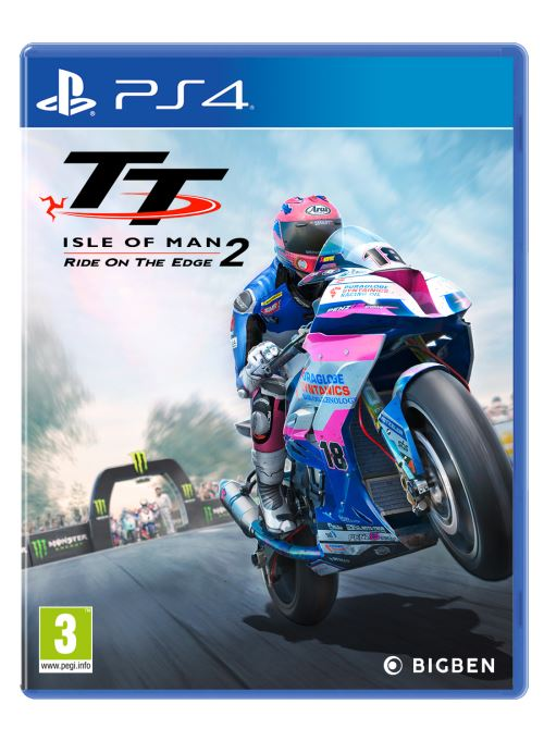 Tourist Trophy : Isle of Man 2 PS4