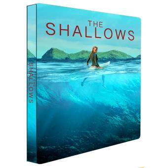 The Shallows instinct de survie Steelbook Blu-ray