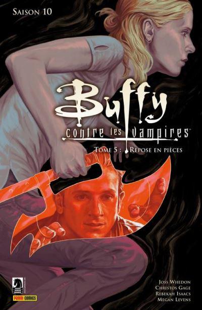 Buffy contre les vampires (Saison 10) T05 - Repose en pièces - 9782809466430 - 8,99 €