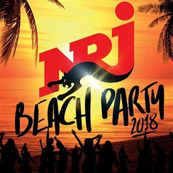 NRJ Beach Party 2018 Coffret