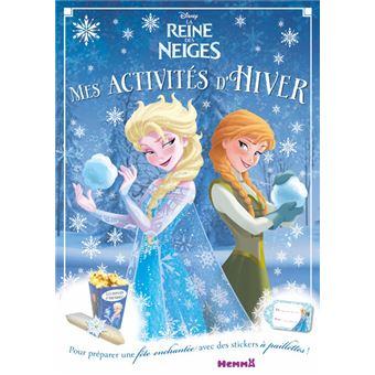 Coloriage Reine Des Neiges Hiver.La Reine Des Neiges Tome 2 Disney La Reine Des Neiges Mes