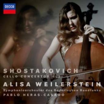 Cello concertos nos 1 and 2