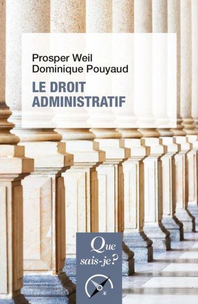 Le droit administratif - « Que sais-je ? » n° 1152 - 9782130801108 - 6,49 €