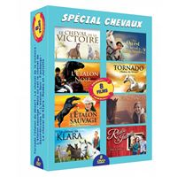 Coffret Spécial Chevaux 8 Films DVD