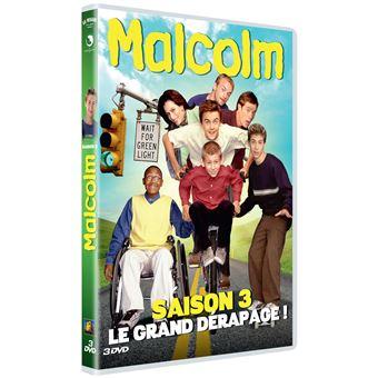 MalcolmCoffret intégral de la Saison 3 DVD