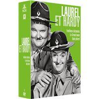 Coffret Laurel et Hardy 3 films DVD