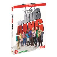 The Big Bang Theory Saison 10 DVD
