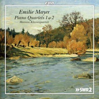 Quatuors pour piano numéros 1 et 2
