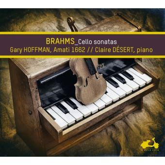 Johannes Brahms, Gary Hoffman, Claire Désert