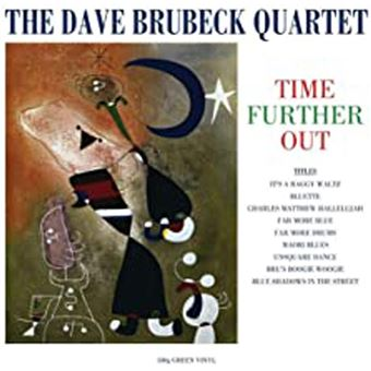 TIME FURTHER OUT/LP