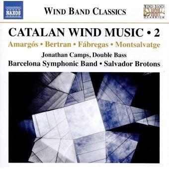 CATALAN WIND MUSIC VOL.2
