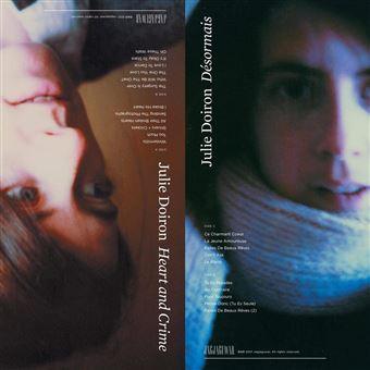 DESORMAIS / HEART OF CRIME/LP