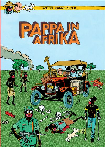 Pappa in Afrika