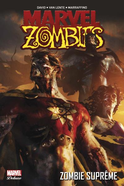 Marvel zombies deluxe