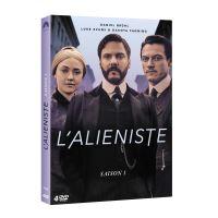 L'Aliéniste Saison 1 DVD