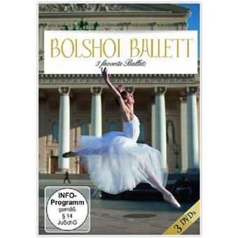 Bolshoi - ballet three..