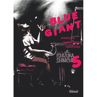 Blue GiantTénor saxophone