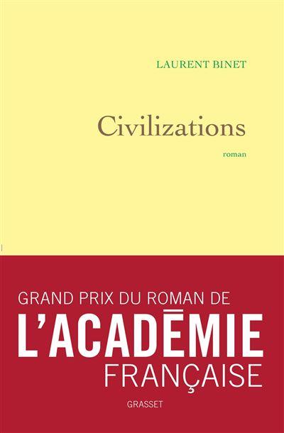 Civilizations Exclusivité Fnac Signé par l'auteur