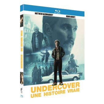 Undercover : Une histoire vraie Blu-ray