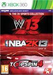 Triple Pack Sport Xbox 360 - Xbox 360