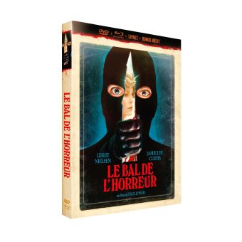 Le Bal de l'horreur Edition Collector Combo Blu-ray DVD