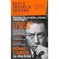 Revue des Deux Mondes Septembre 2019