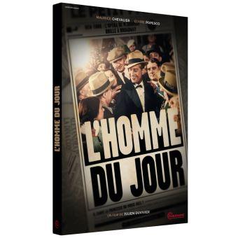 L'Homme du jour DVD