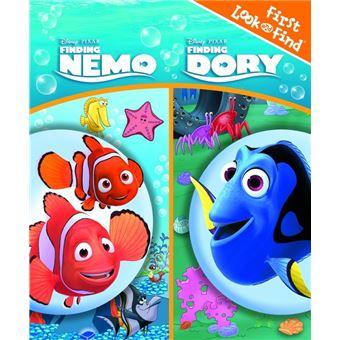 Le Monde De Dory Nemo Mon Premier Cherche Et Trouve