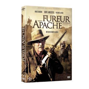 Fureur apache DVD