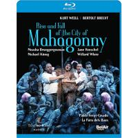 Grandeur et décadence de la ville de Mahagonny - Blu-Ray